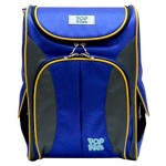 POP KIDS SCHOOL BAG - ACTIVE 3 BLUE GRAY
