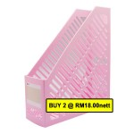 "POP BAZIC PP MAGAZINE HOLDER 3"" PINK"