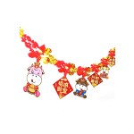 CHINESE NEW YEAR HANGING DECORATION- OX (2M)