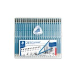 STAEDTLER Mars® Lumograph® 100 Premium Quality Pencils in Box (24 Pieces)