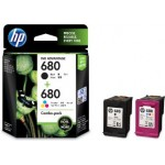 HP 680 COMBO VALUE PACK X4E78AA