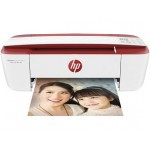 HP DESKJET INK ADVANTAGE 3777 All-In-One WIRELESS PRINTER CARDINAL RED (FREE HP680 Black ink)
