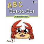 Dot-to-Dot ABC (Capital Letters)