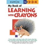P-MY BOOK OF LEARNING WITH CRAYONS