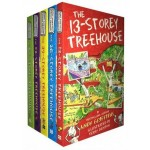 C-STOREY TREEHOUSE COLLECTION (5 BKS)