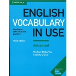 English Vocabulary in Use: Advanced Book with Answers : Vocabulary Reference and Practice