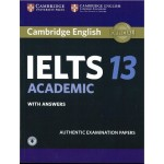 Cambridge IELTS 13 Academic Student's Book with Answers with Audio : Authentic Examination Papers