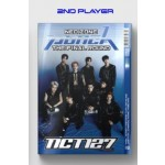 NCT 127 - REPACKAGE: NEO ZONE-THE FINAL ROUND (2nd Player Version)