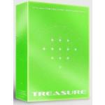 TREASURE - 1ST ALBUM: TREASURE EFFECT-TREASURE (GREEN VERSION)
