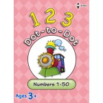 123 Dot-to-Dot - Numbers 1-50