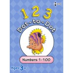 123 Dot-to-Dot - Numbers 1-100