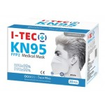 I-TEC KN95 FFP2 MEDICAL MASK 20'S (WHITE)