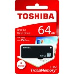 TOSHIBA YAMABIKO 3.0 BLACK FLASH DRIVE 64GB