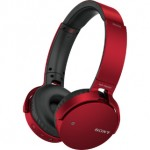 SONY MDR-XB650BT BLUETOOTH EXTRA BASS HEADPHONE RED