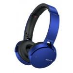 SONY MDR-XB650BT BLUETOOTH EXTRA BASS HEADPHONE  BLUE
