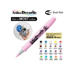 ARTLINE DECORITE BRUSH EDF-F, PASTEL PINK