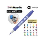 ARTLINE DECORITE BRUSH EDF-F, PASTEL PURPLE
