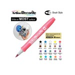 ARTLINE DECORITE BRUSH EDFM-F, METALLIC PINK
