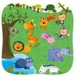 宝贝爱拼拼-可爱动物园