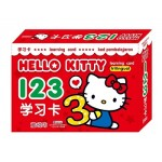 Hello Kitty 123学习卡