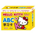 Hello Kitty ABC学习卡