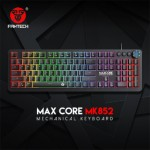 FANTECH MK852 MAX CORE RGB MECHANICAL GAMING KEYBOARD (BLUE SWITCH)