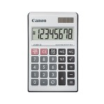 CANON CALCULATOR LS-88HI III, WHITE