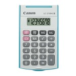 CANON CALCULATOR LC-210HI III, BLUE