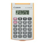 CANON CALCULATOR LC-210HI III, ORANGE