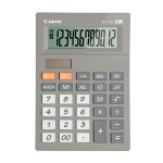 CANON CALCULATOR AS-120V, GREY