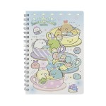 SUMIKKOGURASHI SPIRAL NOTE BOOK A5 125*180*70MM NY29101