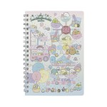 SUMIKKOGURASHI SPIRAL NOTE BOOK A5 125*180*70MM NY29201