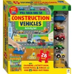 HINKLER MAT PUZZLE CONSTRUCTION VEHICLE