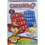 HASBRO GUESS WHO GRAB AND GO