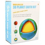 C-MODEL CLAY KIT 3D PLANET EARTH