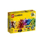 LEGO CLASSIC BASIC BRICK BUILDING KIT 11002 (300 PIECES)
