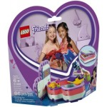 LEGO FRIENDS EMMA'S SUMMER HEART BOX