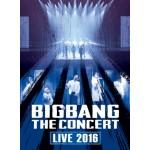BIG BANG CONCERT LIVE 2016 (DVD) FIRM