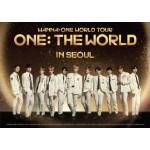 WANNA ONE -THE WORLD CONCERT (DVD) FIRM