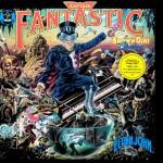 CAPTAIN FANTASTIC -ELTON JOHN (LP)