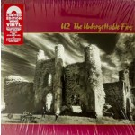 THE UNFORGETTABLE FIRE-U2 (LP)