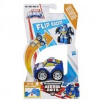 TRANSFORMER RESCUE BOTS FLIP RACER ASSORTED (RANDOM PICK)