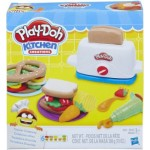 PLAYDOH  KITCHEN CREATIONS TOASTER CREATIONS