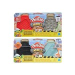 PLAY-DOH BUILDING COMPOUND ASSORTED
