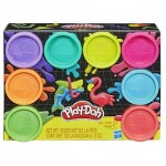 PLAYDOH 8 PACK ASSORTED (RAMDOM PICK)
