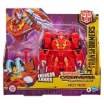 TRANSFORMER CYBERVERSE ULTRA HOT ROD ACTION FIGURE