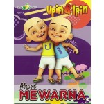 MARI MEWARNA UPIN & IPIN 1A: BUKU 3