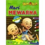 MARI MEWARNA UPIN & IPIN 1B: BUKU 3