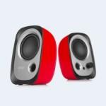 EDIFIER R12U USB 2.0 POWERED SPEAKER  (RED)