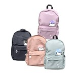STYLISH NYLON BACKPACK